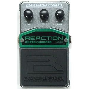 ROCKTRON REACTION SUPER CHARGER