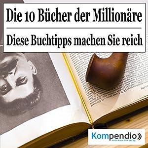 Die 10 Bücher der Millionäre Hörbuch