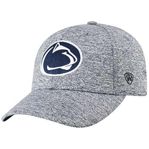 Top of the World Penn State Nittany Lions Men's Hat Icon, Charcoal, Adjustable