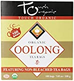 oolong tea organic - Touch Organic Tea, Cube Oolong, 100 Count