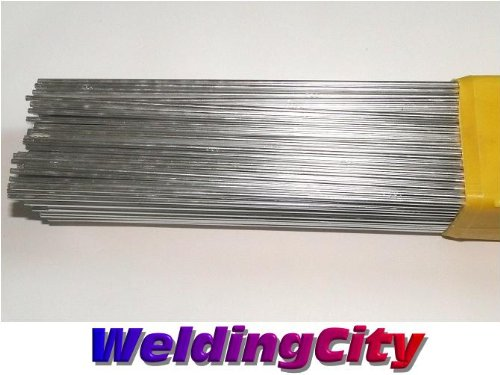 WeldingCity 5-Lb ER5356 Aluminum 5356 TIG Welding Rods 3/32'' (2.4mm) x 36'' (914mm)