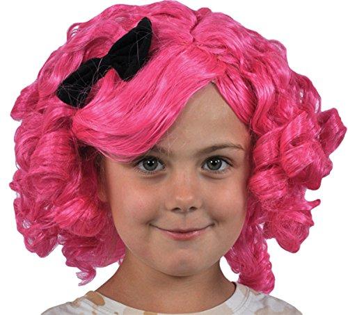 [Morris Costumes Lalaloopsy Crumbs Sugar Wig] (Lalaloopsy Adult Costumes)