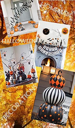 Home-Made Halloween Decorations