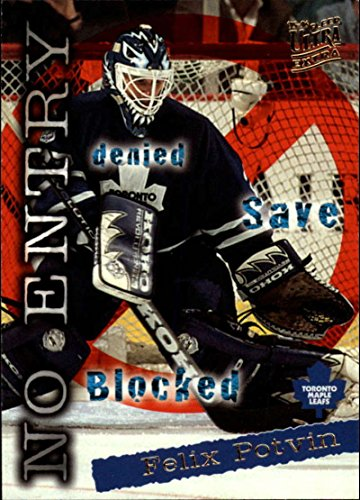 1995-96 Fleer ULTRA w Extra Toronto Maple Leafs Team Set 13 Cards Felix Potvin