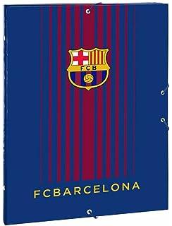 Futbol Club Barcelona Carpeta Folio clasificadora 260 x 365 mm SAFTA 511729069
