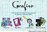 Coraline small Toys Set of 4 by Coraline - Toys