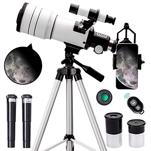 🥇 ToyerBee Telescope for Kids &Adults &Beginners