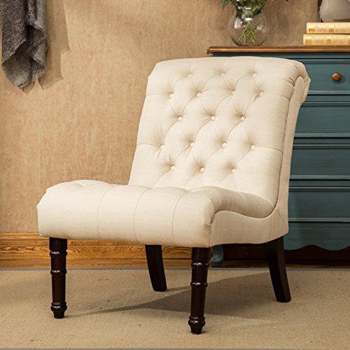 Armless Slipper Chair - 2