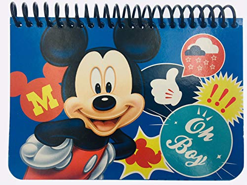 Disney Autograph Albums (Disney Mickey Autograph Book - Mickey - OH BOY)