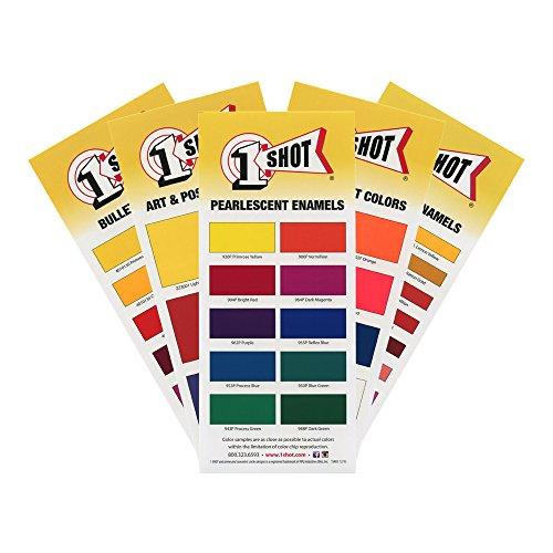 1-Shot Color Chart Set