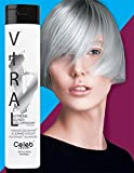 Color Absorbs into hair when cleansing, as lather turns lighter. Hydrating, smooth condition + hi gloss shine. Sulfate free, paraben free, ammonia free, peroxide free, PPD-Free