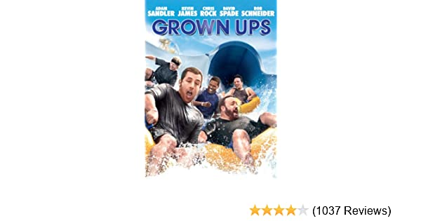 Amazon com: Watch Grown Ups | Prime Video