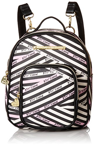 Betsey Johnson Women's Mini Convertible Backpack Multi One Size by Betsey Johnson (Image #4)