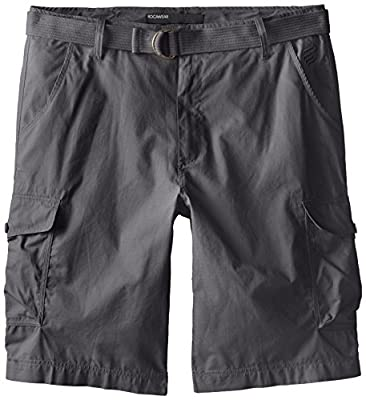 Rocawear Men's Big-Tall Rip stop Cargo Short