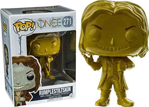 Funko - Figurine Once Upon A Time - Rumpelstilskin Gold Pop 10cm - 0889698119