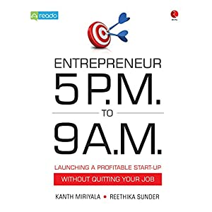 Entrepreneur 5 PM to 9 AM Audiobook