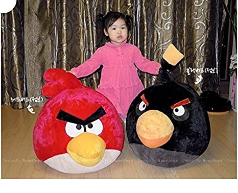 Angry Bird Character Red Doll Big Size Doll AngryBird Red Bird 70cm 27.5inch