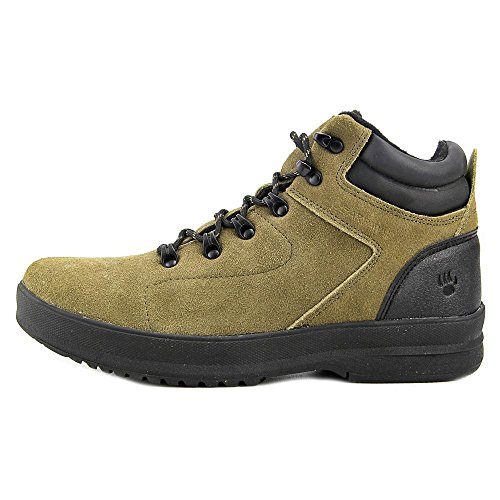 BEARPAW Insulated Boot Hiking Dominic Olive Waterproof Men's rqHwBF0r