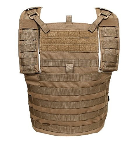 London Bridge Trading Company Tactical Recon Vest, Coyote Brown by London Bridge Trading