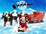 DIGITAL CHRISTMAS PHOTOGRAPHY PSD TEMPLATES PROPS BACKGROUNDS