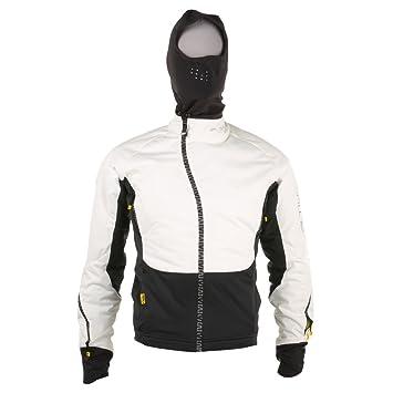 Mavic Mavic Mavic Taille Thermo Vélo Vêtements Veste Blanc Homme Cyclone 0EXx0qwr
