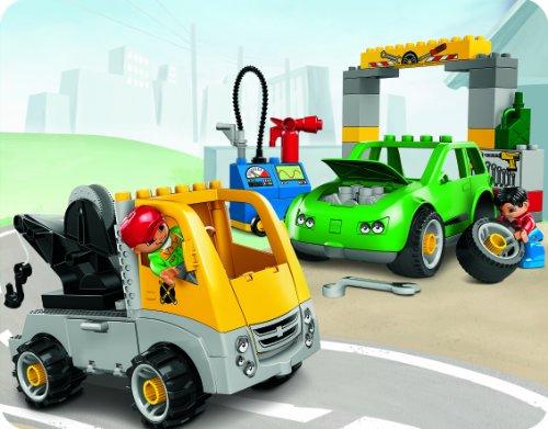 Nieuw LEGO DUPLO 5641 Busy Garage: Amazon.co.uk: Toys & Games MH-61