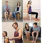 NATARIFITNESS..COM  51xuZ3q3NkL._SS150_ (New) TheraFlow Foot Massager Roller. Plantar Fasciitis, Trigger Point Therapy - Acupressure Reflexology Tool for Foot…