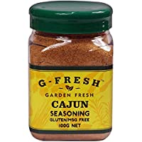 G-Fresh Cajun Seasoning, 100 g