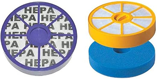 Precauti Juego de filtros HEPA DC05 DC08 DC08T DC08TW ...