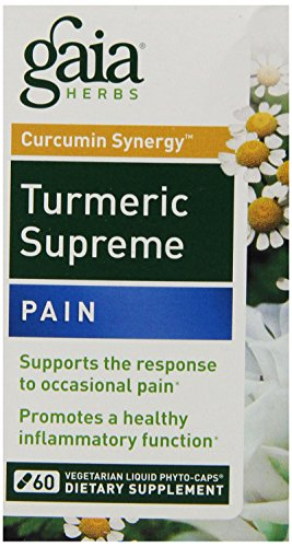 Gaia Herbs Turmeric Supreme Count product image