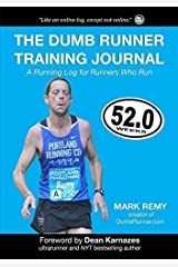 The Dumb Runner Training Journal Spiral-bound