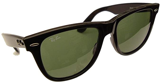 45d1324930985 Ray-Ban - Lunette de soleil RB2140 Original Wayfarer Polarisée 54 mm   Amazon.co.uk  Clothing