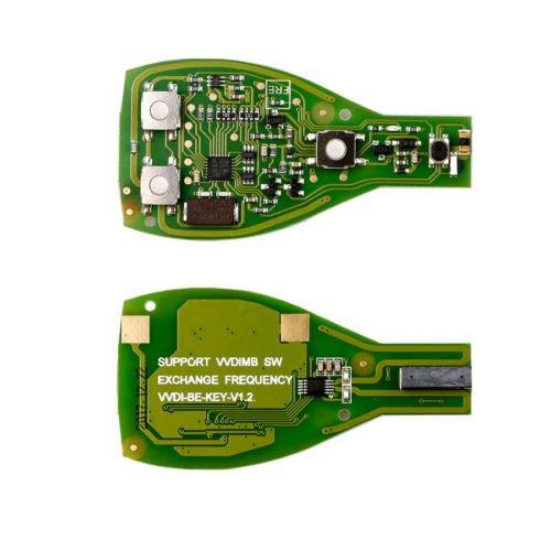 Keyecu Xhorse VVDI BE Key Pro Improved Version Complete Remote Key for Mercedes-Benz