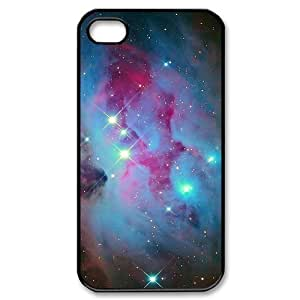linJUN FENGGalaxy Space Universe Custom Cover Case for Iphone 4,4S,diy phone case ygtg553176
