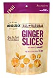 Woodstock Farms Ginger, Unsulphured, 8.5-Ounce Bags (Pack of 8)