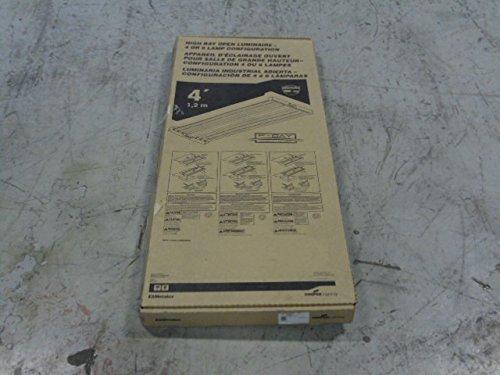 - Cooper Lighting HBL454HCT5-MP-UPL Industrial Fluorescent High Bay