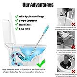 ROKOO Toilet Plunger, Piston Type Patented
