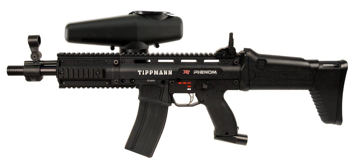 Amazon Com Tippmann X7 Phenom Assault 68 Caliber Paintball Marker