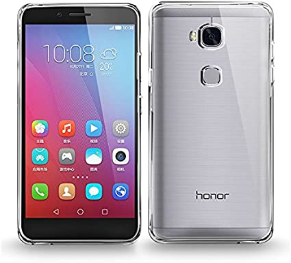 Orzly® - FlexiCase para Huawei Honor 5X Smartphone (2015 GR5 ...