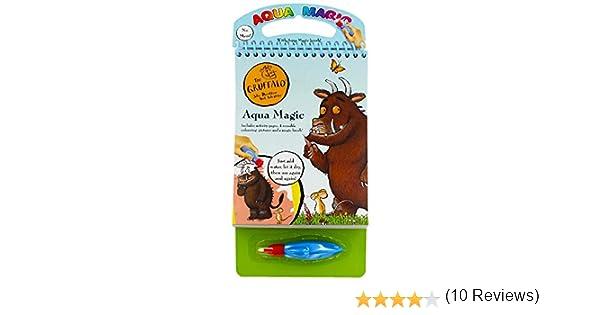 The Gruffalo Aqua Magic - Almohadilla de actividades: Amazon.es: Hogar