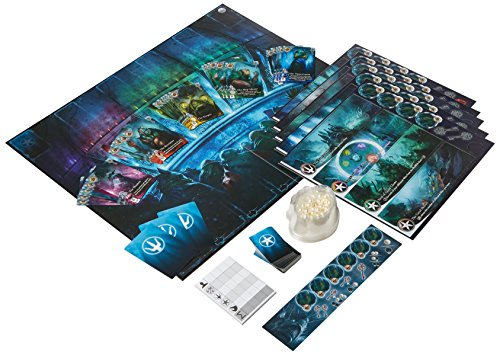 Abyss Board Game (Cover Art May Vary) by Asmodee