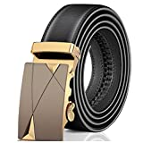 Best Quality Waists - Men's Belt Full Grain Leather Belt,high Quality Automatic Review