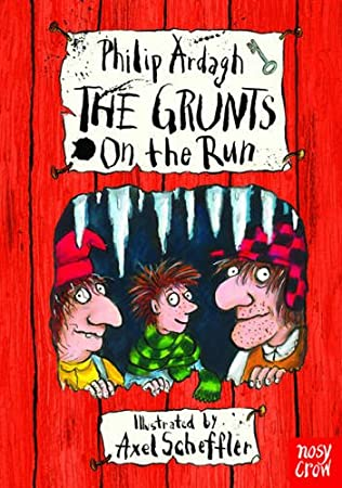 book cover of The Grunts on the Run