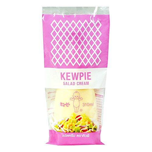 - Kewpie, Salad Cream, net weight 310 ml (Pack of 1 bottle) / 8eststore by KK