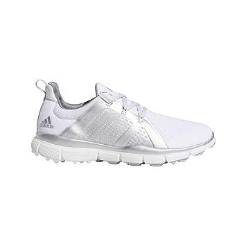Découvrez Chaussures de golf Homme Adidas Climacool Blanche