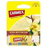 Carmex Premium Stick Vanilla Lip Balm SPF15 4.25g (PACK OF 6) Review