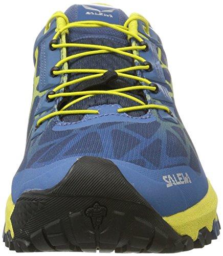 Salewa Herren Ms Multi Track Outdoor Fitnessschuhe Blau (Dark Denim/Kamille 5730)