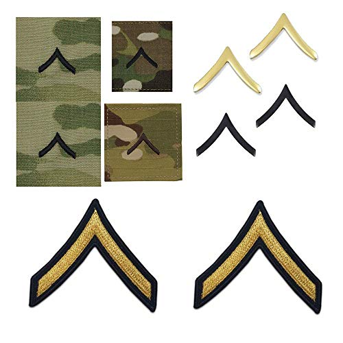 (US Army Private Rank Bundle (MALE))