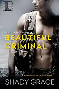 Beautiful Criminal by Shady Grace ebook deal