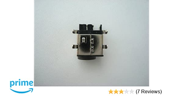 Original DC power jack charging connector for Samsung NP700Z3A NP700Z5B NP700Z5C
